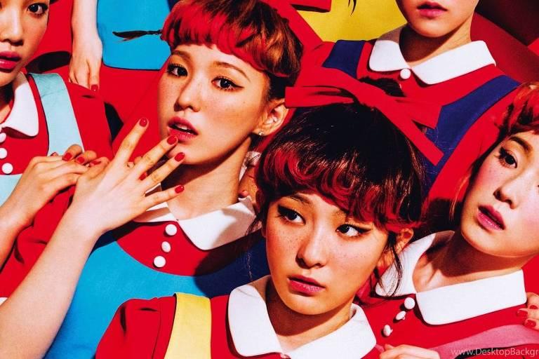 Red Velvet, banda de K-pop