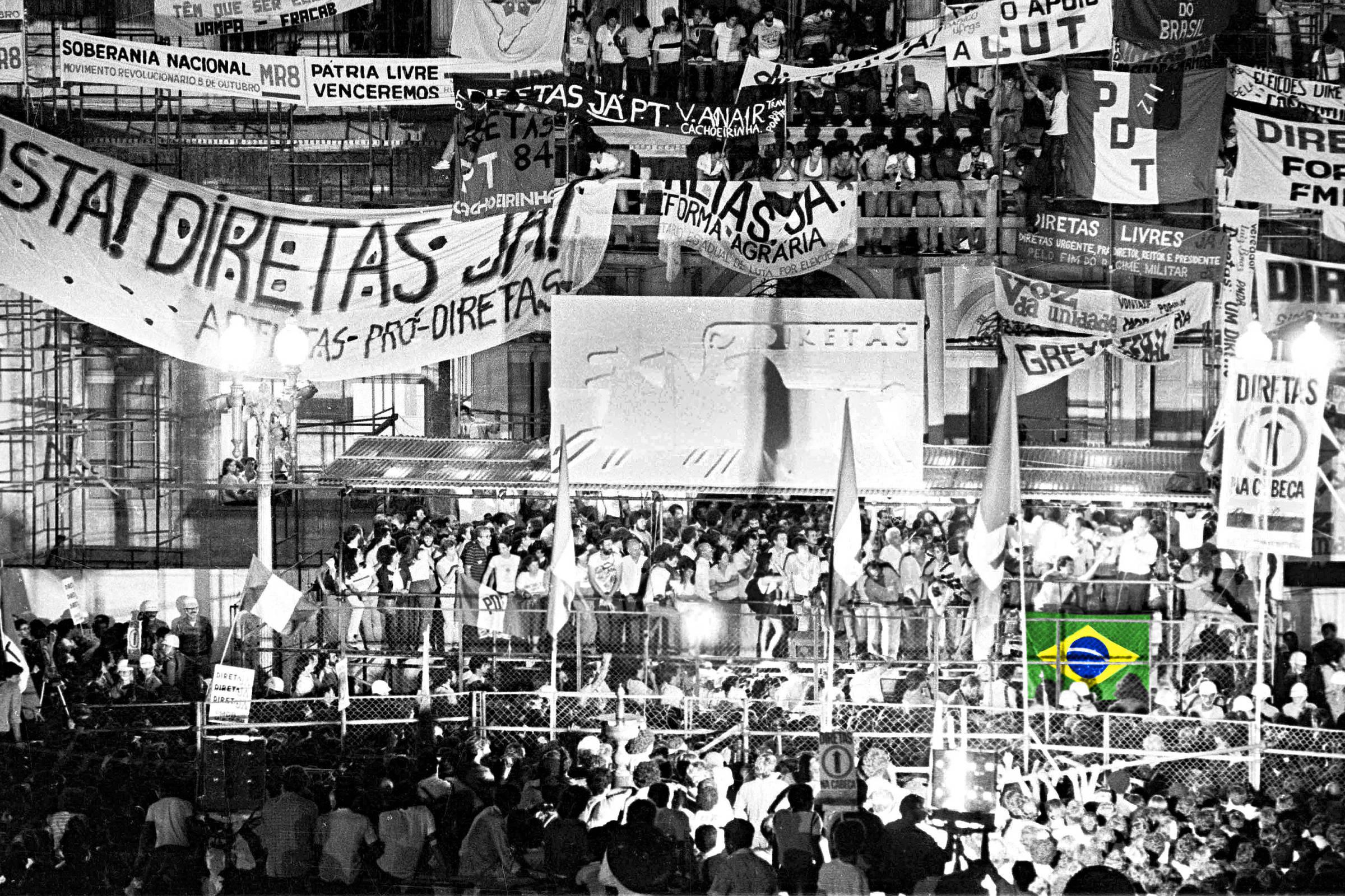 Folha cria filtro de redes sociais para a campanha #UseAmarelo pela Democracia; participe