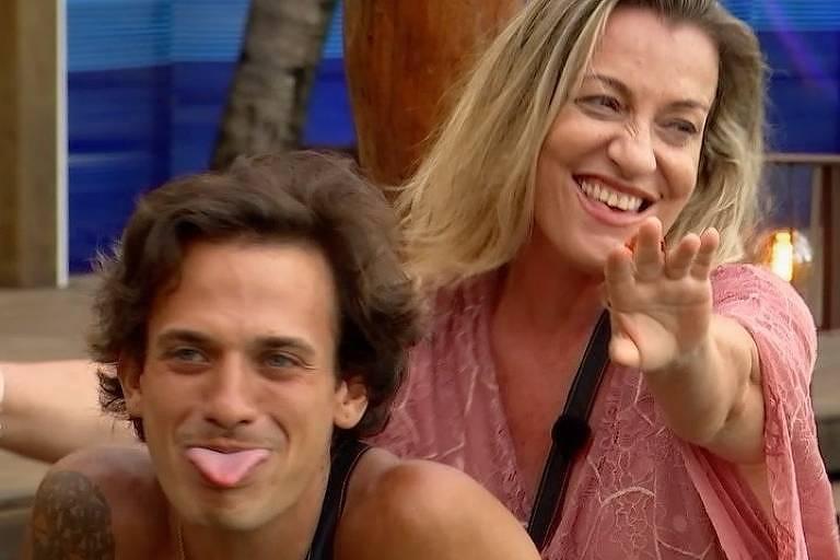 Imagem da nova temporada do De Férias com Ex Brasil (MTV)