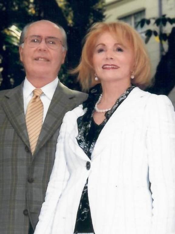 Marido de Angelita, médico Joaquim José Gama, também teve a covid-19, mas apresentou sintomas leves