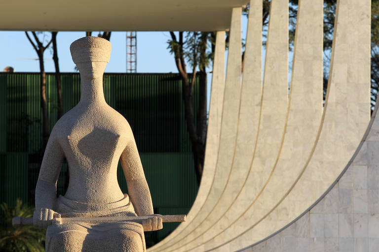 Prédio do Supremo Tribunal Federal, em Brasília