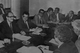 Ernane Galveas, Delfim Netto e Langoni