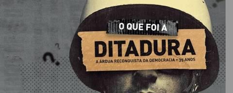 Imagem do curso 'O que Foi a Ditadura', de Oscar Pilagallo