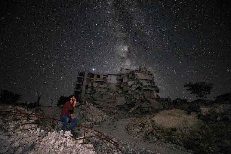 Israel bombardeia faixa de Gaza; veja fotos de hoje