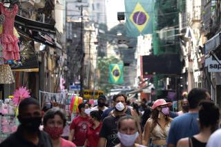COVID-19 RIO, REABERTURA COMERCIO