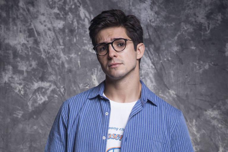 Igor Cosso, o Júnior de 'Salve-se Quem Puder'