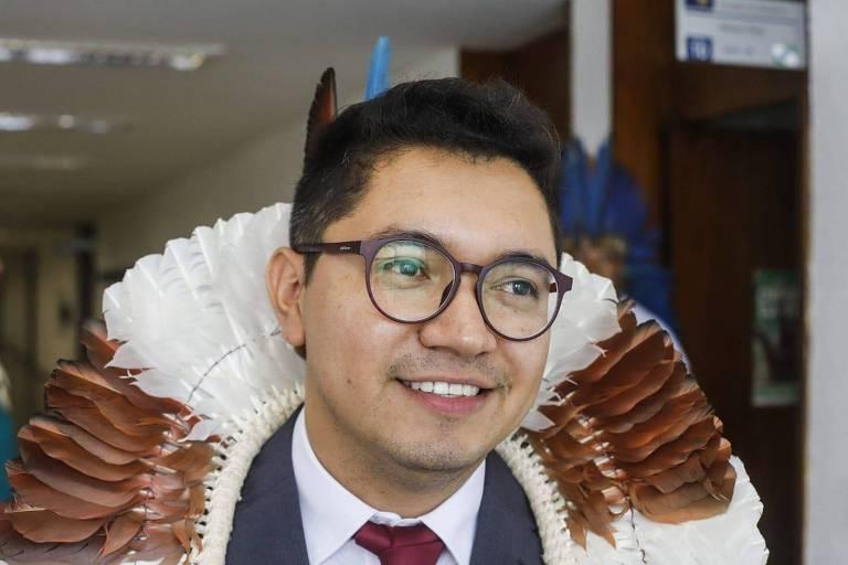 Eloy Terena é assessor jurídico da Articulação dos Povos Indígenas do Brasil (Apib).