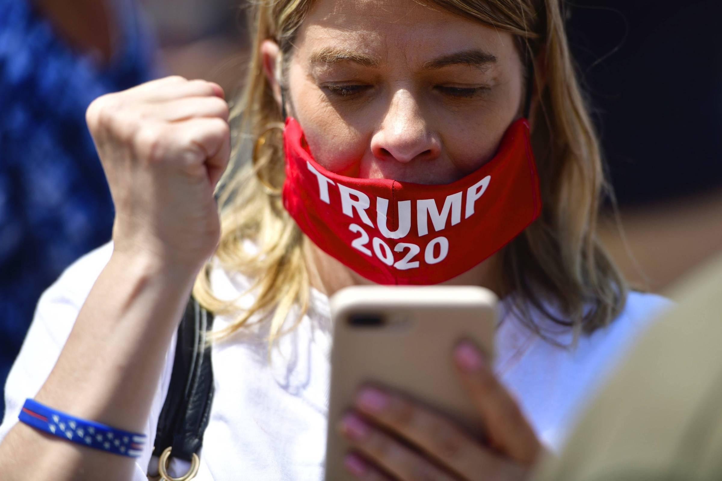 Campanha nos EUA aposta em geopropaganda para influenciar eleitores