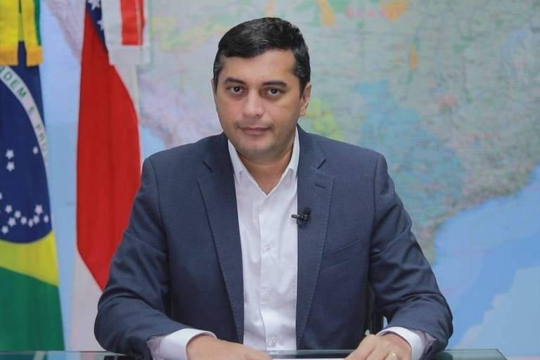 Wilson Lima, governador de manaus