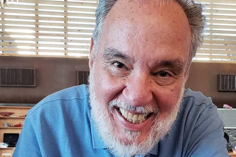 Sylvio Capanema de Souza sorrinfo