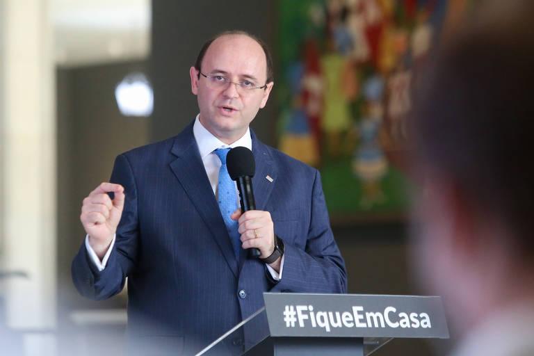 Secretário Estadual da Educação, Rossieli Soares
