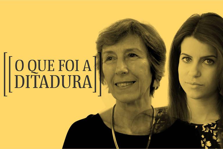 O QUE FOI A DITADURA - Maria Rita Kehl e Maria Bopp