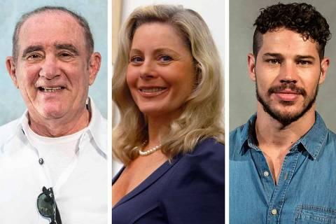 Renata Aração, Vera Fischer e José Loreto são alguns dos atores dispensados pela Globo