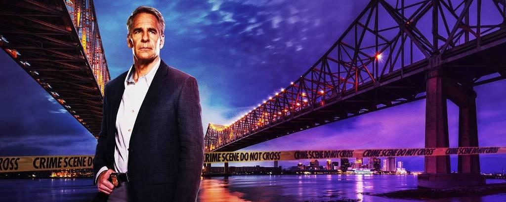 Scott Bakula, em 'NCIS New Orleans'