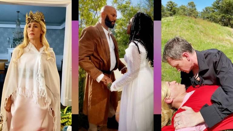 """Cena de """"Home Movie: The Princess Bride"""""""