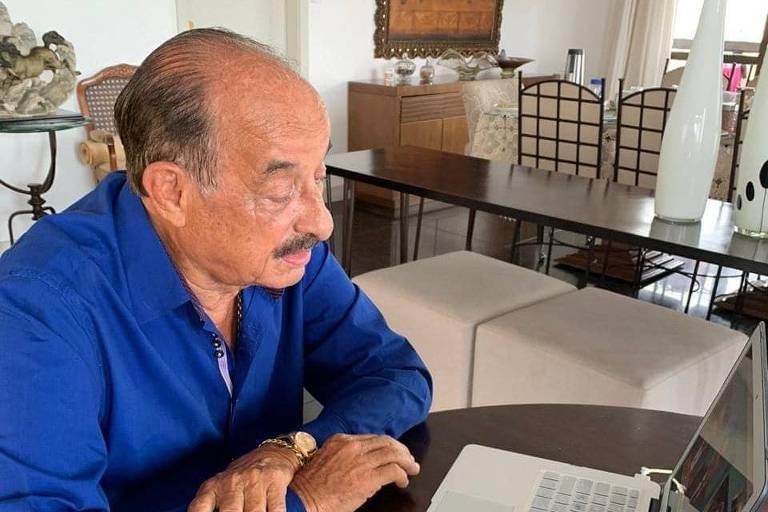 O prefeito de Itabuna (BA), Fernando Gomes