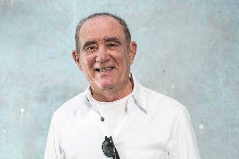 O ator e humorista Renato Aragão