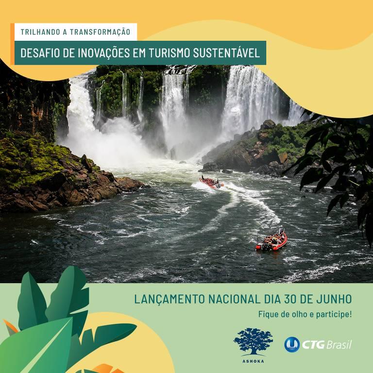 Desafio vai premiar com R$ 100 mil três iniciativas inovadoras em turismo sustentável