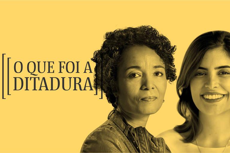 O QUE FOI A DITADURA - Flavia Lima e Tabata Amaral 01
