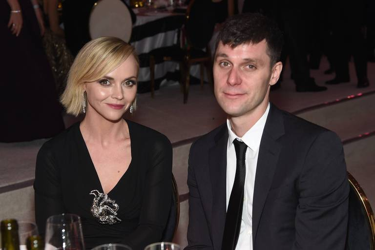 Christina Ricci e James Heerdege