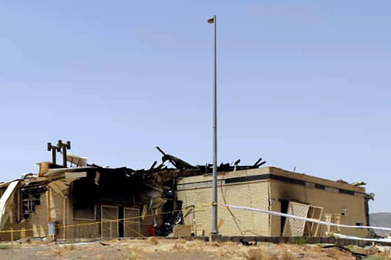 Complexo nuclear do Irã sofre incêndio, e especialistas falam em sabotagem