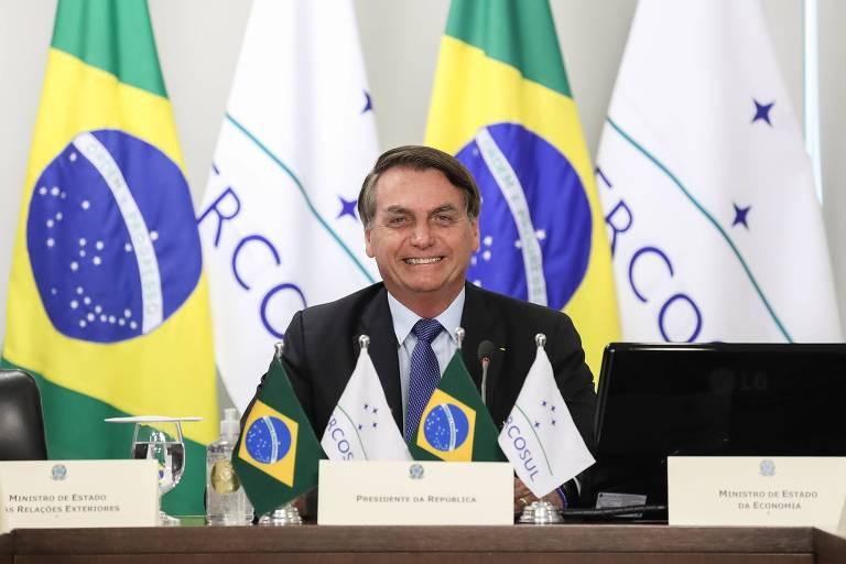 Brasil e Argentina fecham acordo para reduzir tarifa comum do Mercosul em 10%, em uma derrota para Guedes