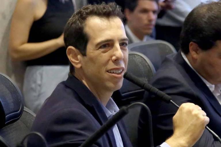 O secretário de Educação do Paraná, Renato Feder, indicado para o MEC