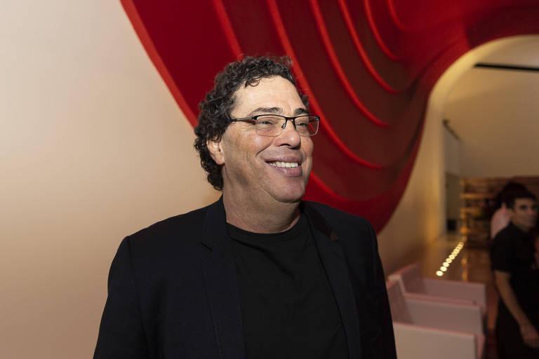 Casagrande em entrega do Prêmio Trip Transformadores, em São Paulo