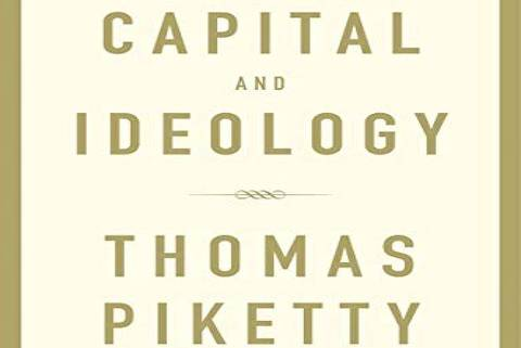 Capital e ideologia - Thomas Piketty.(Foto: Reproducao)