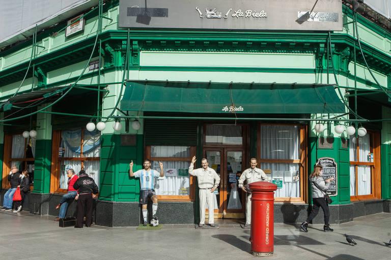 1 em cada 3 restaurantes de Buenos Aires já fechou de vez