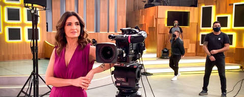 'Encontro' é ampliado e vai misturar entretenimento e jornalismo nas manhãs da Globo. Fátima Bernardes
