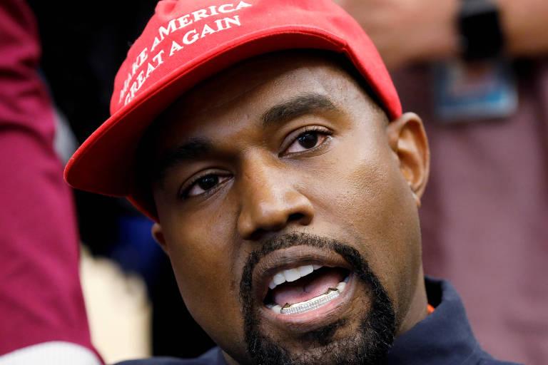 Kanye West diz que vai concorrer à Presidência dos EUA