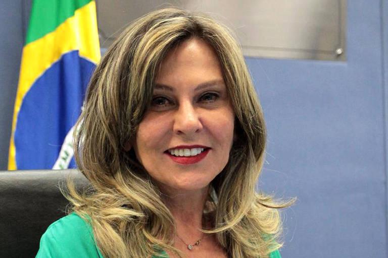 A subprocuradora Lindôra Araújo, responsável pela Operação Lava Jato na PGR (Procuradoria-Geral da República)