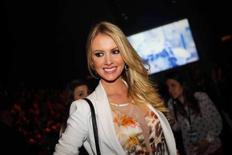 Sancler Frantz, a Miss Mundo Brasil 2013