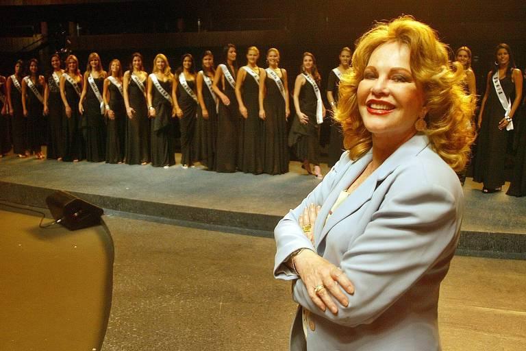 Martha Rocha foi referência de beleza por seis décadas