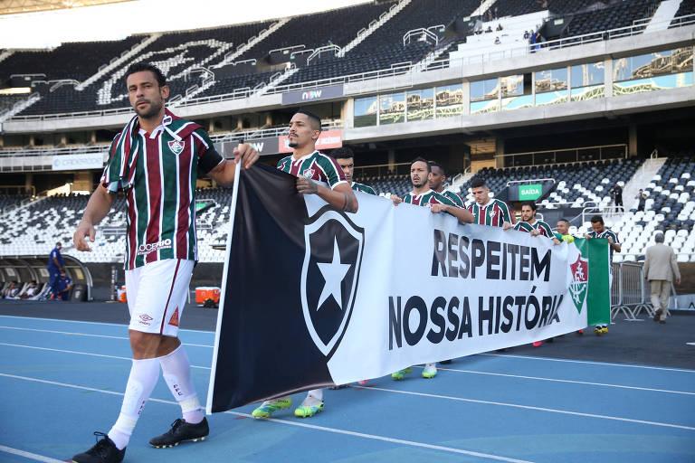 Canal do Fluminense transmitirá final da Taça Rio contra o Flamengo