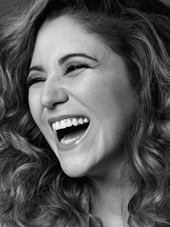 A cantora Maria Rita