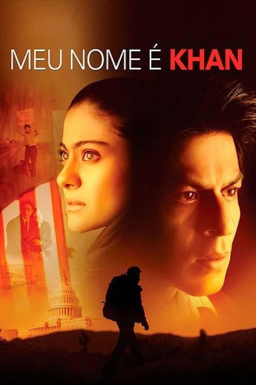 Cartaz do filme 'Meu Nome é Khan'