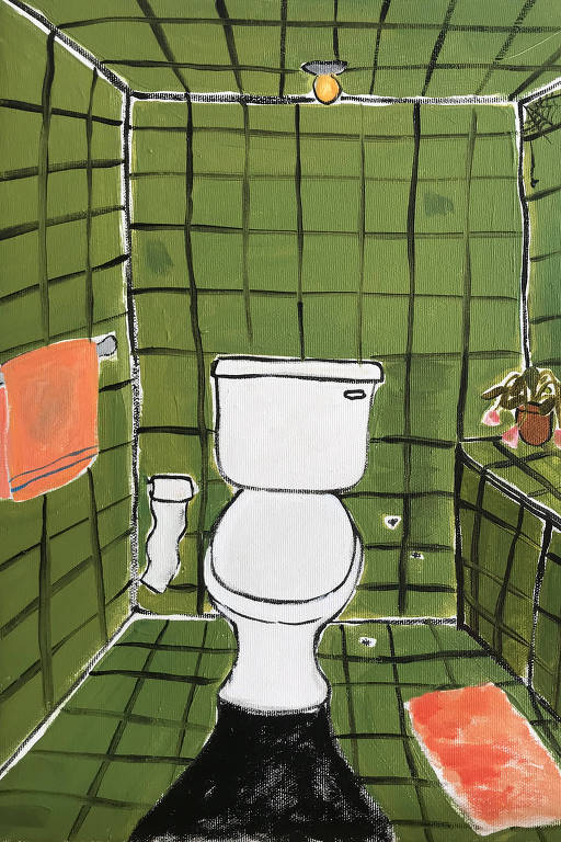So what to do, especially now that many of us are starting to leave home a little more? Should we avoid shared restrooms ? in parks, malls or recently reopened restaurants ? like, well, the plague? (Claire Milbrath/The New York Times) -- NO SALES; FOR EDITORIAL USE ONLY WITH NYT STORY VIRUS PUBLIC BATHROOMS BY JEN GUNTER FOR JUNE 24, 2020. ALL OTHER USE PROHIBITED. --