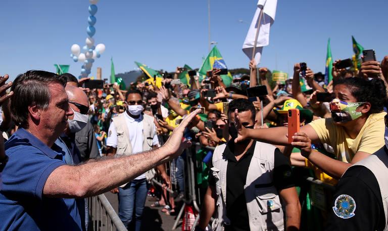 Veja o que Bolsonaro já disse sobre coronavírus