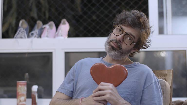 Bruno Mazzeo é Murilo em 'Diário de um Confinado'