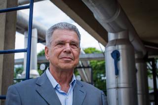 Presidente da Sabesp Jerson Kelman