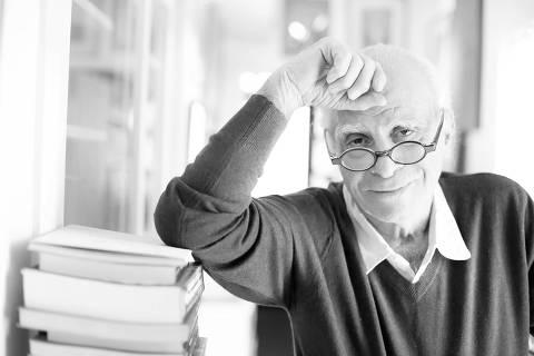 Ignácio de Loyola Brandão, 83, escreveu distopia