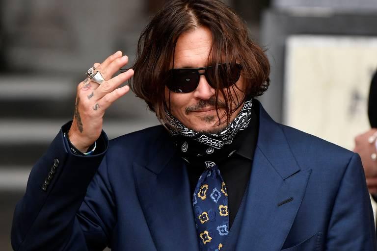 Começa o julgamento de Johnny Depp contra o The Sun