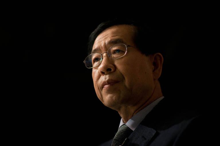 Prefeito de Seul é encontrado morto um dia após acusação de assédio sexual