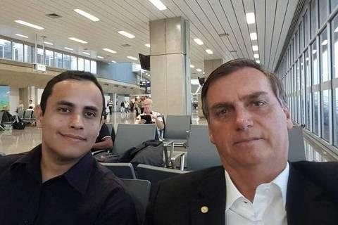 PF pede dados do Facebook sobre contas que envolvem gabinete de Bolsonaro