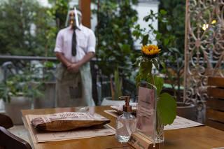 Restaurantes de shopping reabrem com a flexibilização da quarentena