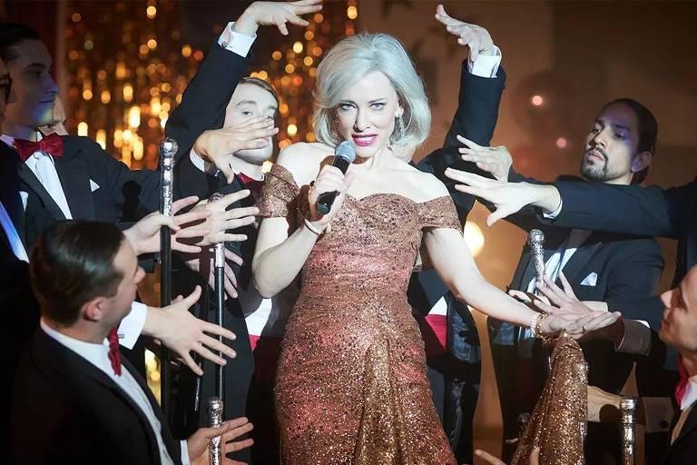 Cate Blanchett em 'Estado Zero'