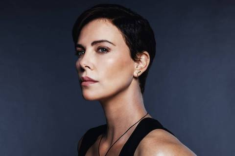 A atriz Charlize Theron, protagonista de 'The Old Guard'
