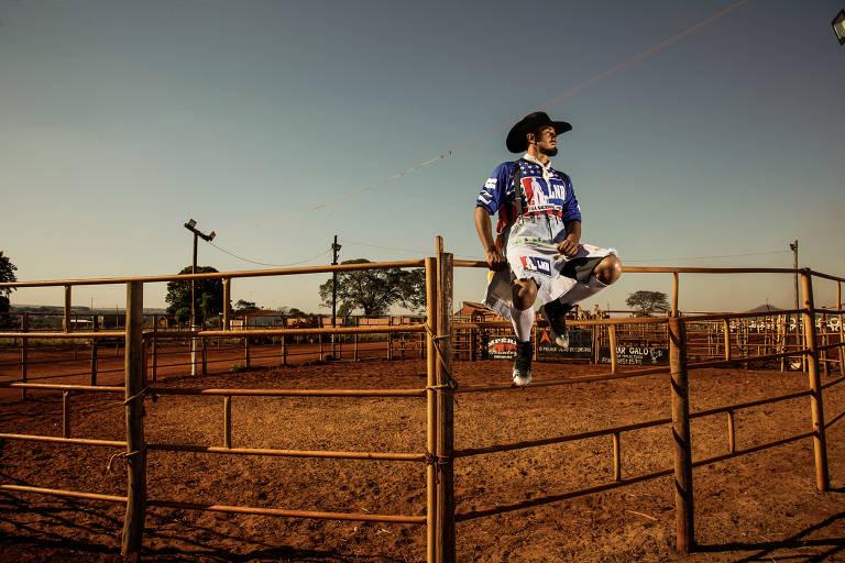 Zika Bullfighter, salva-vidas de rodeios